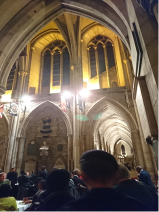 Southwark Cathedral Gathering- November 2017
