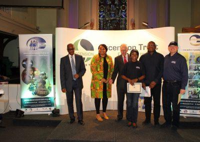 Barking & Dagenham Street Pastors Graduating 2019