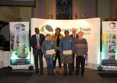 Bromley Street Pastors Graduating 2019