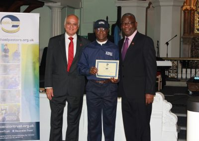Congratulations to our newly graduated Hackney Street Pastors