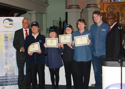 Congratulations to our newly graduated Kingston Street Pastors