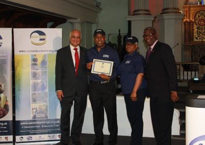 Congratulations to our newly graduated Lambeth Street Pastors