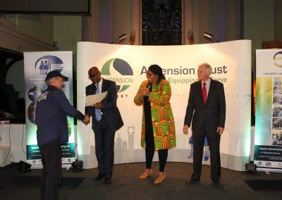 Epsom Street Pastor Graduating 2019