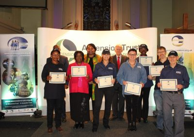 Harrow Street Pastors Graduating 2019