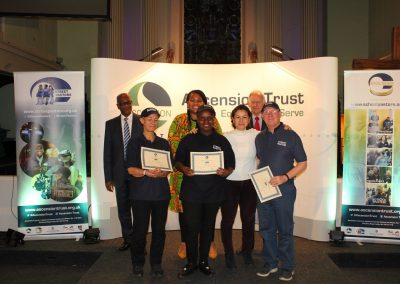 Havering Street Pastors Graduating 2019