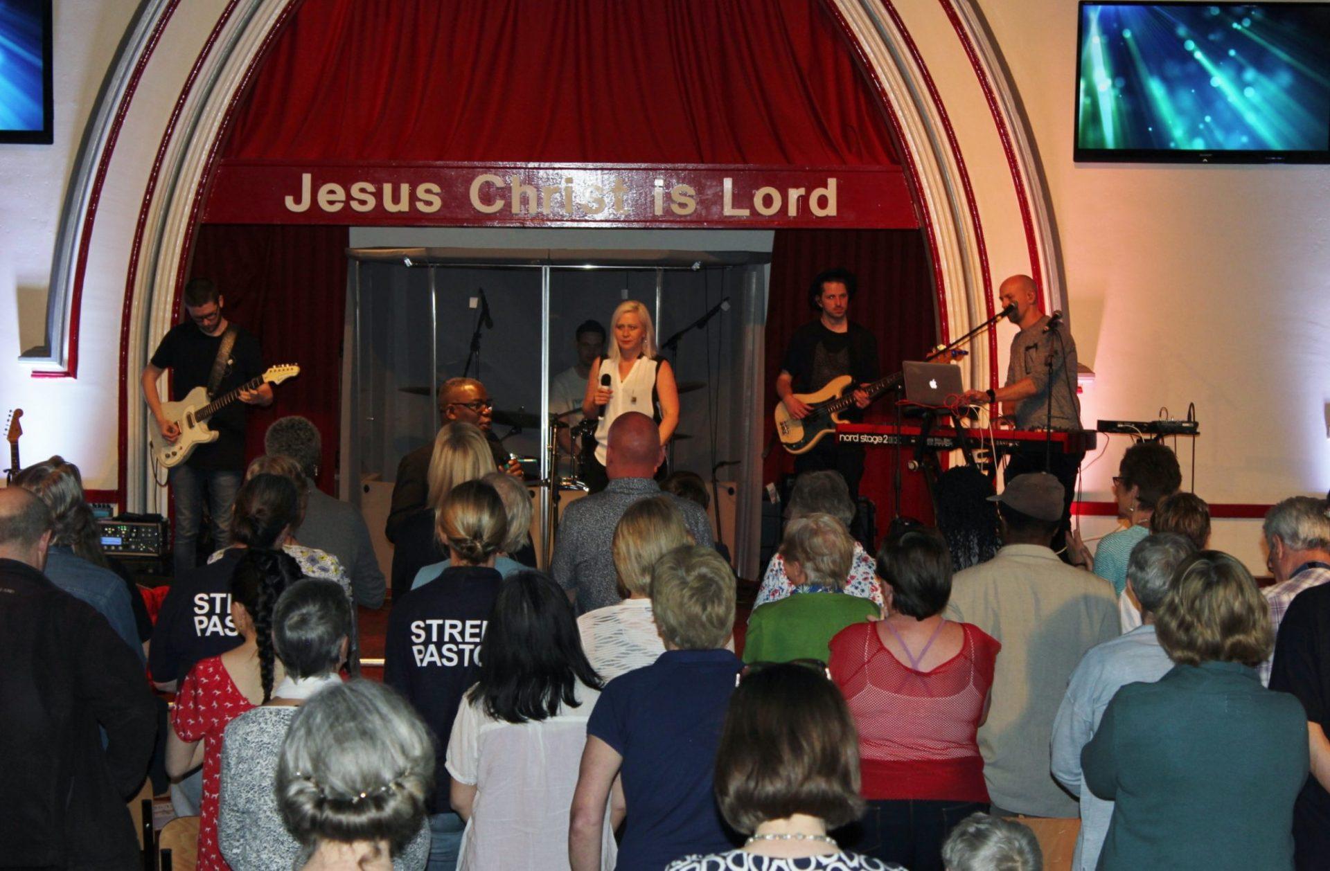 Ascension Trust Prayer Gathering- Chatham