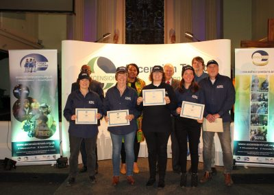 Kingston Street Pastors Graduating 2019