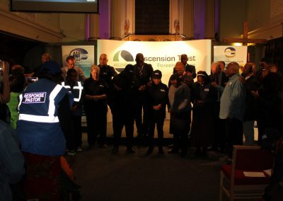 Prayers for the continual work of Lambeth Street Pastors