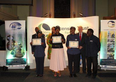 Southwark Street Pastors Graduating 2019