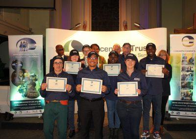 Sutton Street Pastors Graduating 2019