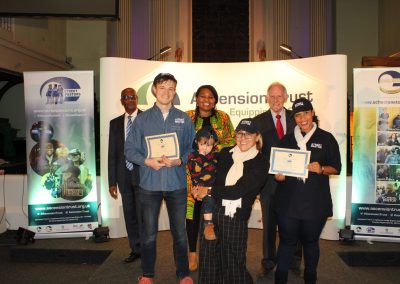 Tower Hamlets Street Pastors Graduating 2019