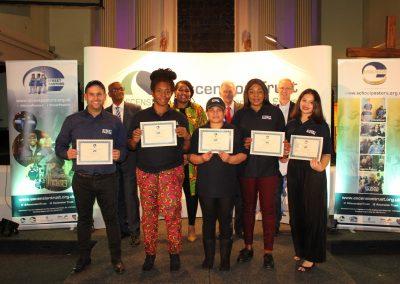 Westminster Street Pastors Graduating 2019