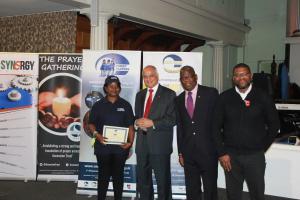 Congratulations to our newly graduated Barking  Dagenham Street Pastors