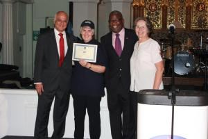 Congratulations to our newly graduated Epsom Street Pastors