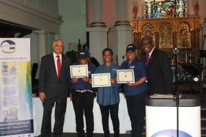 Congratulations to our newly graduated Lambeth School Pastors